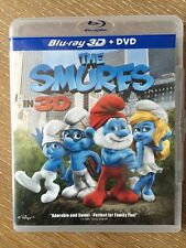 The Smurfs DVD ONLY
