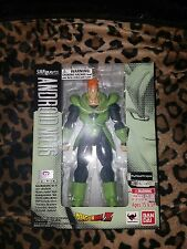 s.h. figuarts dragonball z Android 16!