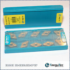 DNMG 432 MP TT5100 TAEGUTEC *** 10 INSERTS *** FACTORY PACK ***