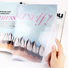 1pc XL Full Page Vergrößerungsblatt Fresnel Linse 3X Vergrößerer Zum Lesen Glas