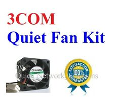 Quiet version Slient Fan Kit for 3COM 4400 only 18dBA Noise Best for HomeNetworK