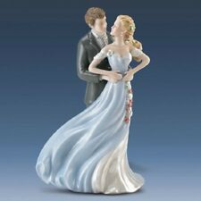 Today Tomorrow Always Anniversary Figurine - Man and Woman Bradford Exchange