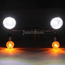 LED Spot Light Bar Turn Signal For Honda Valkyrie Rune 1500 1800 VTX1300