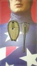 1/6 Hot Toys Captain America MMS205 Shovel & Cover **US Seller**