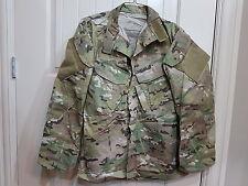 Rare!  Genuine Crye Precision Multicam Camo Field Shirt, Camouflage, Delta, SEAL