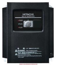 Hitachi, Ltd NES1-007SB Inverter, 200-240 volt, 1 phase, 1 HP, 4.0 Amps [PZL]