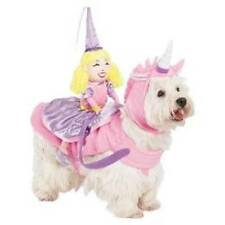 NWT Dog Cat Rider Costume - Princess on Unicorn Small Medium Halloween