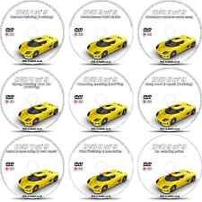 Car Bodywork Rust Repair Custom Spray Painting 10 Discs