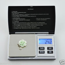 0.01g-200g  Electronic Digital Weight Scale Gold Jewellery New