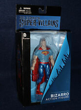 DC Direct The New 52 Super Villains - BIZARRO Action Figure Superman Collectible