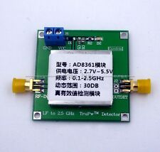 AD8361 LF 0.1-2.5GHz True RMS detection Power detctor FOR receiver transmitter