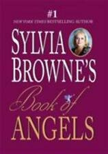 Sylvia Browne's Book of Angels, Browne, Sylvia, Good Condition, Book
