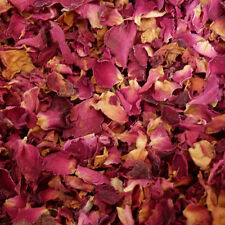 Dried Rose Petals 500g, Wedding Confetti, Natural Room Fragrance