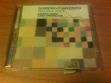 CD DOMENICO CAPEZZUTO PICCOLA LUCE CDH759.2 ITALY PS 2002 MAX