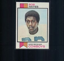 1973 Topps #274 Bob Hayes - Dallas Cowboys - Excellent Condition 261