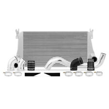 Mishimoto Intercooler Kit w/ Silver Core For Ford 6.0L Powerstroke 2003 - 2007