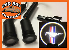 5w Cree LED Door Logo Projector Puddle Courtesy Light Kit FORD MUSTANG