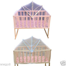 Lovely Baby Cradle Bed Mosquito Nets Summer Baby Safe Arched Mosquitos Net