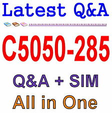 IBM Cloud Platform Application Development V1 C5050-285 Exam Q&A PDF+SIM