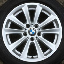 Genuine BMW 17 5 series Alloy Wheel rim 225 55 Tyre F10 F11 10 spoke 6780720 236