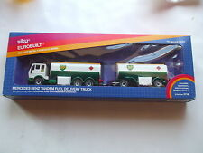 Siku Eurobuilt 1:55 scale BP Mercedes Benz Tandem Fuel Delivery Truck