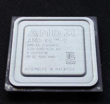Vintage CPU Processor - AMD K6/2-500AFX - TESTED