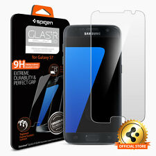 Spigen® Samsung Galaxy S7 [GLAS.tR SLIM HD] Shockproof Tempered Screen Protector