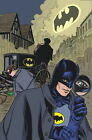 "Set Of 30 Classic Batman Animated 6"" x 4"" Art Prints by Mike Allred"