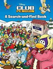 A Search-and-Find Book Disney Club Penguin