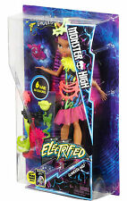 "MATTEL-Monster High-Monster High ""fulminato"" Deluxe Clawdeen, NUOVO, dvh70"