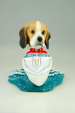 MOTOR BOAT BEAGLE INTERCHANGABLE BODY SEE BREED & BODIES @ EBAY STORE