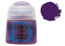 XEREUS PURPLE 22-09 Paint Pot (Games Workshop Warhammer Citadel) New 12ml