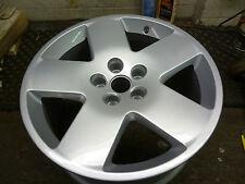 2003-2004 Audi A8 18 Inch 5 Spoke Alloy Wheel Hollander # 58775 Wheel # 1