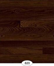 Dollhouse Floor Paper Wood Flooring in Mahogany
