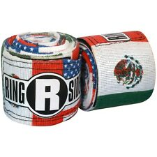 New Ringside Apex Kick Boxing MMA Handwraps Hand Wrap Wraps 180 American Mexican