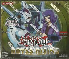 Yu-Gi-Oh! Abyss Rising 1st Edition 24 Pack Factory Sealed Booster Box