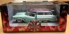 Diecast West Coast Choppers Chevy Wagon 1:24 Scale MISB 2004 Funline - NEW -