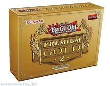 YuGiOh! Premium Gold 2 : Sealed Pack Only, No Box :: UK/European Edition!
