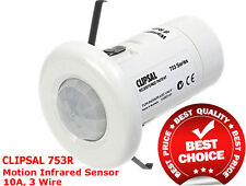 CLIPSAL MOTION SECURITY SENSOR INFRASCAN 360 DEGREE FLUSH MOUNT WHOLESALE PRICE