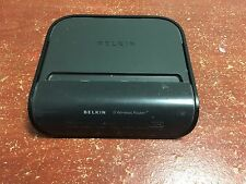 BELKIN F5D7234-4 802.11b/g Wireless Router up to 54Mbps/ 10/100 Mbps Ethernet