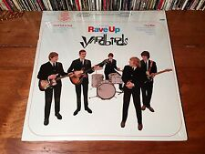 The Yardbirds ♫ Having a Rave Up ♫ ULTRA RARE NM ORIGINAL Vinyl Record IN SHRINK