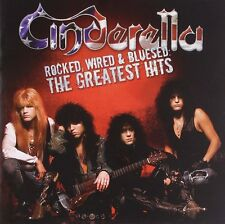 CINDERELLA - ROCKED, WIRED& BLUESED....THE GREATEST HITS: CD ALBUM (2005)