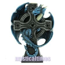 NEW * DRACO CANDELA * ANNE STOKES DRAGON CANDLE HOLDER FROM NEMESIS NOW  B1795