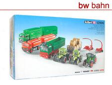 Kibri H0 Bausatz 12999 Fahrzeugset Lagerhaus 10968 11076 10842 10862 10764 10860
