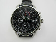 SEIKO CHRONOGRAPH 7T62-0GZ0 QUARTZ JAPAN MOVEMENT