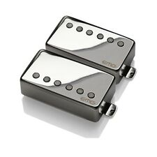 "EMG Pickups JH James Hetfield ""Het"" Signature Active Pickup Set Chrome"