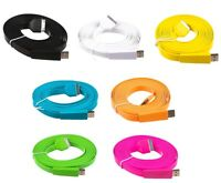 3M FLAT USB DATA SYNC CHARGER 30-PIN CABLE FOR IPHONE 4 4S 3G 3GS IPOD TOUCH