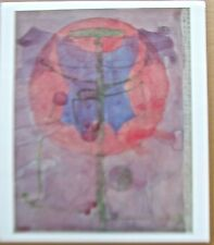 Charles Rennie Mackintosh The Tree of Influence Poster 15x13 Unsigned