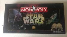 Star Wars Monopoly | Limited Collector's Edition | 1997