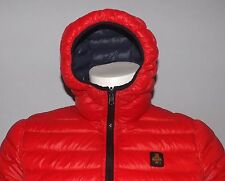 Piumino Giubbotto Giacca Cappotto  Refrigiwear double face rosso o blu tagl L 50